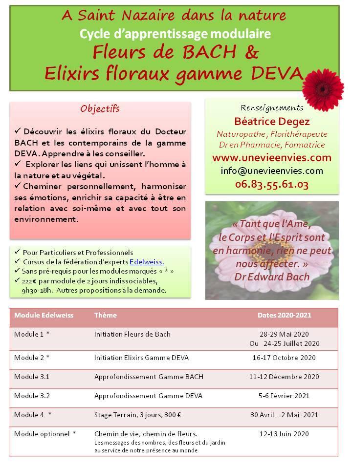 Affiche e floraux stnazaire 2025