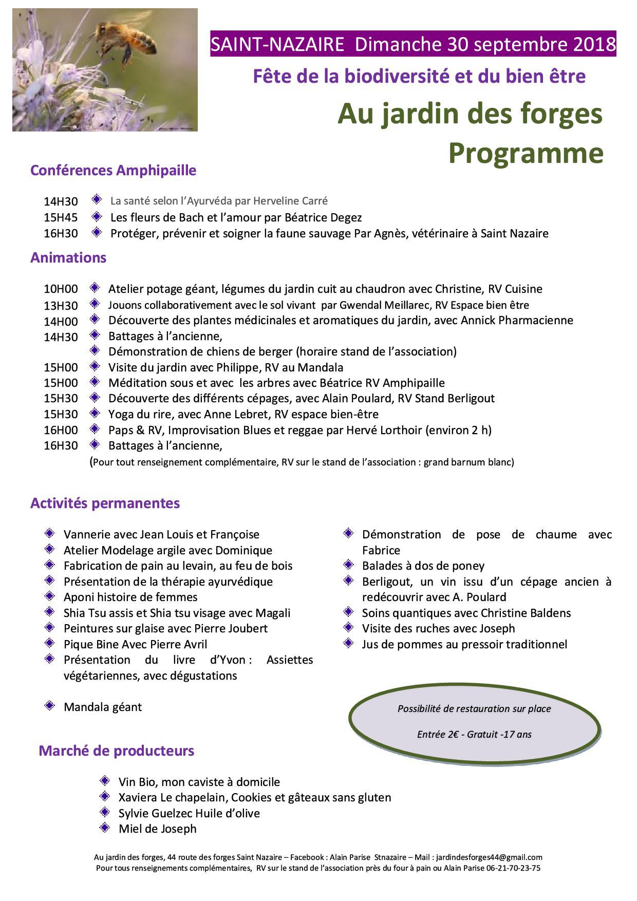 Programme fete 30 septembre 2018 v 1