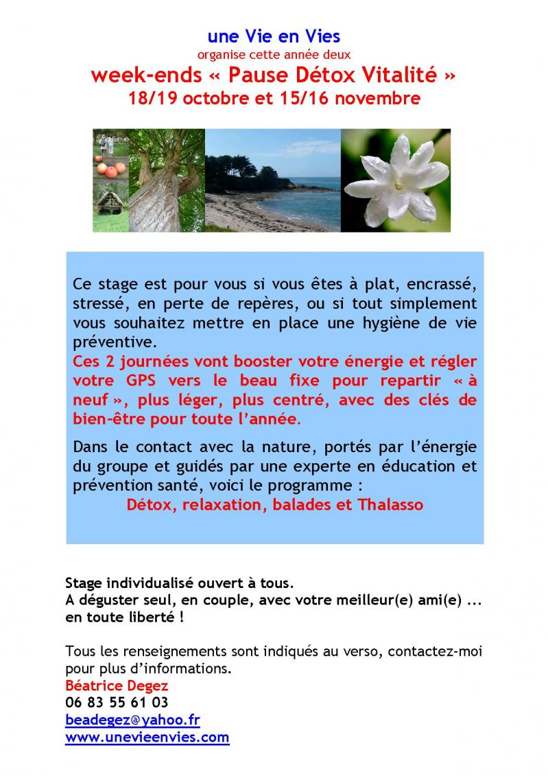Stages vitalite 2014 flyer 140911 recto